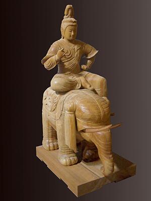 篠原昌子作象と仏像
