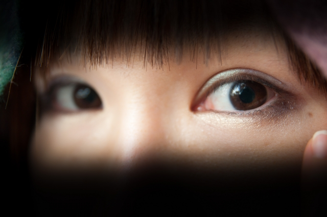 人工網膜で視力回復