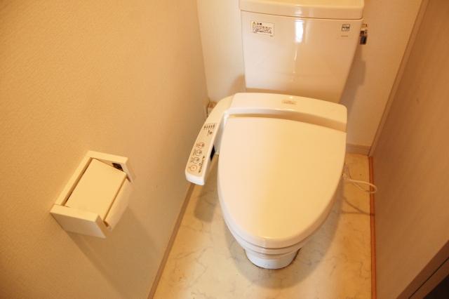 トイレの尿はね