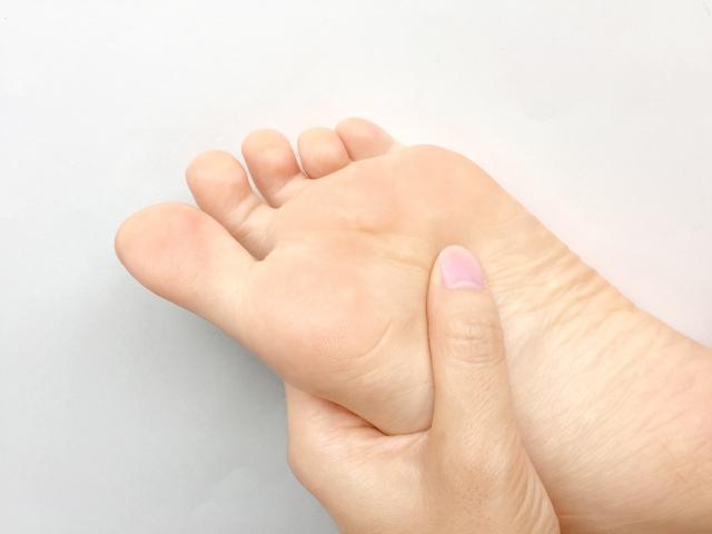 足の裏診断